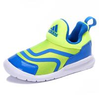 【3折价:110.7元】阿迪达斯(adidas)BB1777 儿童海马运动鞋男女婴童学步舒适跑鞋 亮黄荧光