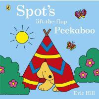 Spot's Lift-the-Flap Peekaboo 小波捉迷藏翻翻书
