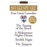 Signet Classics Four Great Comedies