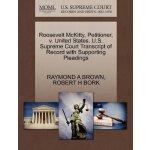 Roosevelt McKitty, Petitioner, v. United States. U.S. Supre