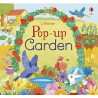 Pop-up Garden 花园立体书