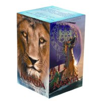 英文原版 纳尼亚传奇7本套装 Chronicles of Narnia Movie Tie-in Box Set
