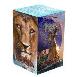 英文原版 纳尼亚传奇7本套装 Chronicles of Narnia Movie Tie-in Box Set