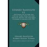 【预订】Edward Randolph V3: Including His Letters and Official
