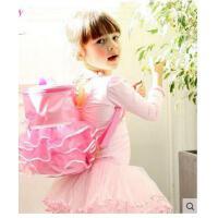 韩版时尚新款背包芭蕾舞包女童双肩儿童舞蹈包