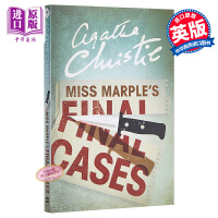 阿加莎系列 马普尔小姐探案(马普尔小姐)英文原版 Miss Marple Miss Marples Final Cas