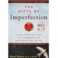 【中商原版】不完美的礼物 The Gifts of Imperfection 英文原版 布琳布朗博士 BreneBro