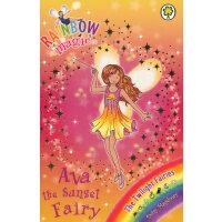 Rainbow Magic: The Twilight Fairies 92: Ava the Sunset Fairy 彩虹仙子#92:黄昏仙子9781408309063