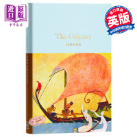 【中商原版】Collectors Library系列:奥德赛 英文原版 The Odyssey Homer Macmi