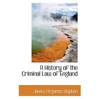 【预订】A History of the Criminal Law of England 9781117182254