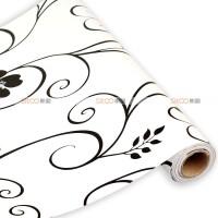 斯图牌 PVC自粘墙纸 ST6744 10米装《唯美》 胶面壁纸 直接贴