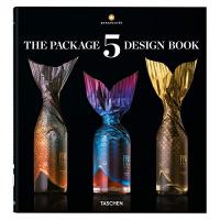 Package Design Book 5 笔塔包装5 平面包装设计精选集 食品包装设计 化妆品包装设计 饮料包装设计 TASCHEN原版