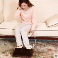 暖脚宝电暖鞋暖脚器插电电热鞋电温鞋暖脚鞋子多功能暖脚垫