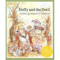 Duffy and the Devil 达菲和恶魔 1974年凯迪克金奖 ISBN9780374418977