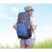 大容量可折叠皮肤包  女超轻双肩背包  男便携防水徒步旅行包   户外登山包