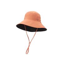 蕉下双面渔夫帽女夏季遮脸太阳帽百搭大檐春夏防晒帽子
