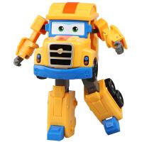 奥迪双钻超级飞侠玩具大号变形机器人全套装小飞侠玩具 卡尔叔叔