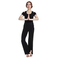 [当当自营]皮尔瑜伽(pieryoga)运动健身服女士瑜伽服 中长袖套装舞蹈居家服
