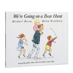 廖彩杏推荐让重复句当家 大声朗读 美国Top100 We're Going on a Bear Hunt 和爸爸去猎熊