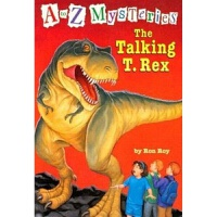 【中商原版】[英文原版]The Talking T. RexA到Z:会说话的霸王龙