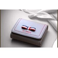 卡包女式多卡位可爱小清新复古迷你多功能卡片包名片夹世帆家SN0136