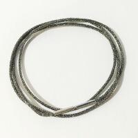 吊坠绳 挂链绳 深灰色 精美吊坠挂绳