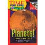 Time For Kids: Planets! 美国《时代周刊》儿童版:星球 ISBN 9780060782023