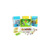 儿童拼图益智玩具3-6岁磁性