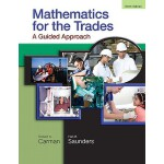 【预订】Mathematics for the Trades: A Guided Approach 978013609