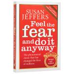 【中商原版】感到恐惧 英文原版 Feel the Fear and Do it Anyway (20th Annive