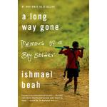 英文原版 A Long Way Gone: Memoirs of a Boy Soldier 士兵回忆录