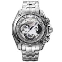 男士石英手表商务休闲运动防水腕表夜光全自动多功能