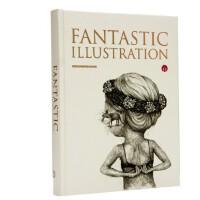 Fantastic Illustration II 妙趣插画2 艺术插画 平面设计书籍