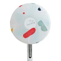 电风扇防尘罩家用落地扇罩子风扇罩电扇套子电风扇罩风扇套收纳用品