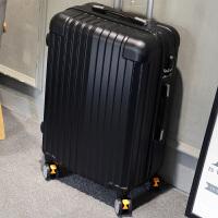 行李箱男士拉杆箱包旅行大号容量密码皮箱青万向轮韩版28寸