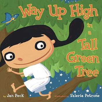 【预订】Way Up High in a Tall Green Tree 预订商品,需要1-3个月发货,非质量问题不接受退换货。