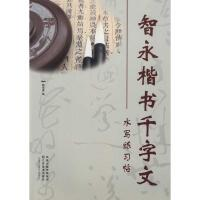 智永楷书千字文水写练习帖 江苏美术出版社