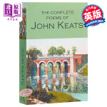 【中商原版】英文原版 Complete Poems of John Keats约翰济慈诗集