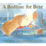 【预订】A Bedtime for Bear