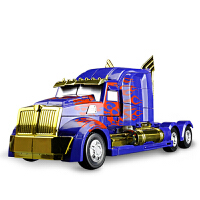 变形玩具金刚大黄蜂汽车机器人模型手动变形儿童男孩礼物