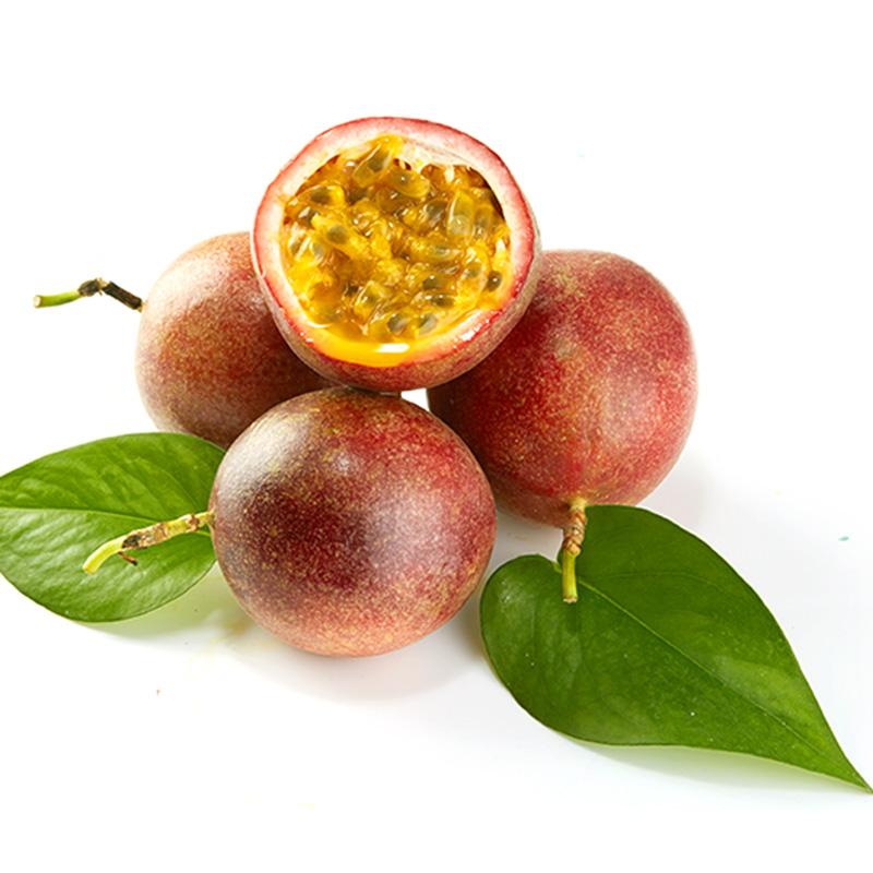 【广西特产】乐食汇 广西玉林百香果20个单果50-80g