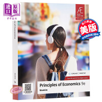 【中商原版】曼昆 经济学原理(第7版)英文原版 Principles of Economics 7th Edition