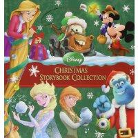【现货】英文原版 迪士尼圣诞主题故事集 精装全彩印刷 Disney Christmas Storybook Collec