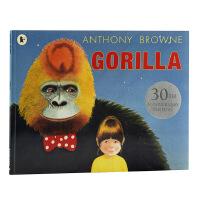 【中商原版】[英文原版]Gorilla