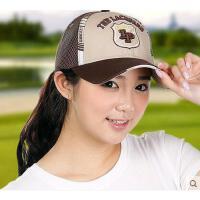 户外女帽男帽遮阳鸭舌帽子春夏天男女士休闲棒球帽 高尔夫韩版潮