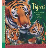 【预订】Tigress Read and Wonder
