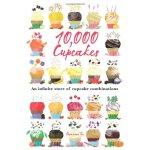 英文原版 杯子蛋糕全集 10,000 Cupcakes An Infinite Store of Cupcake Co