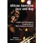 【预订】African American Jazz and Rap: Social and Philosophical