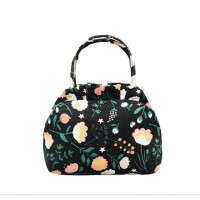 帆布包女布包手提包女士布包包小包印花小布包妈咪时尚手提小包包