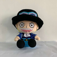 海贼王乔巴路飞公仔毛绒玩具大号动漫周边抱枕玩偶礼物